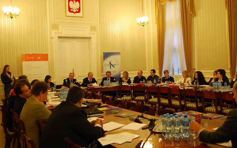 EURoma contributes to the debate on the future regulations 2014-2020 in Cracow