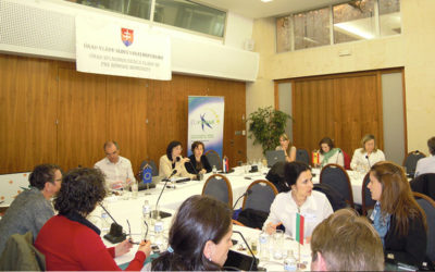 EURoma Network meets in May in Bratislava