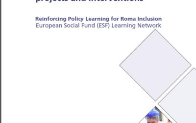 Guía EURoma+: ¿Cómo incorporar de forma transversal la inclusión de la población gitana en los programas e intervenciones en el marco de los Fondos EIE?