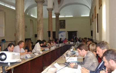 La ciudad de Roma acoge la 14 ª reunión de la Red EURoma