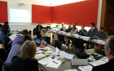 EURoma gathers to review how Roma inclusion is included in PAs and OPs, including Youth Employment Initiative-related OPs
