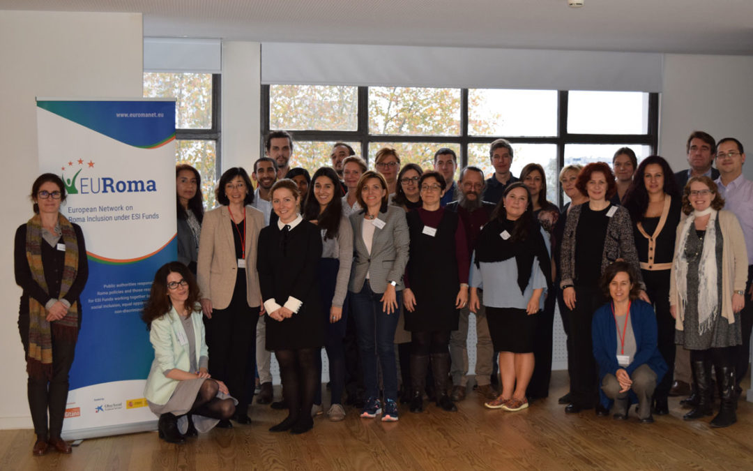 EURoma partners meet in Portugal to discuss effective implementation of ESI Funds for Roma inclusion