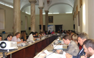 The city of Rome hosted the 14th meeting of the EURoma Network