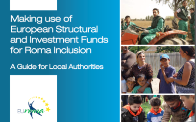 Making use of European Structural and Investment Funds for Roma inclusion. A Guide for local authorities (2014)