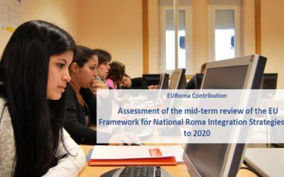EURoma contribution to assessment of EU Framework NRIS