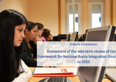 EURoma contribution to assessment of EU Framework NRIS