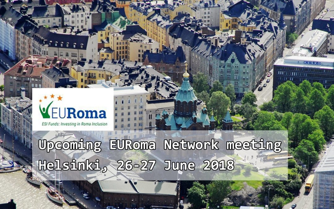 Upcoming EURoma meeting, Helsinki 26-27 June 2018