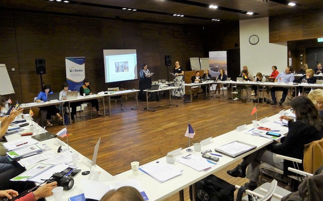 Los socios de EURoma se reúnen en Finlandia para debatir las propuestas de la CE sobre el nuevo marco financiero plurianual y el Reglamento FSE +