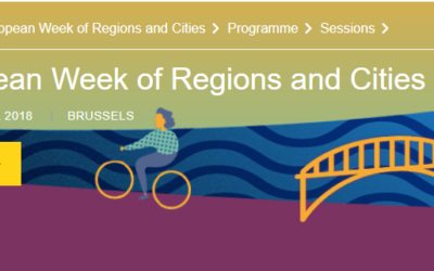 Workshop on Roma inclusion/ROMACT at European Week of Regions and Cities. Brussels, 11 October