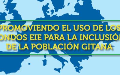 Promoviendo el uso de los Fondos EIE para la inclusión de la población gitana