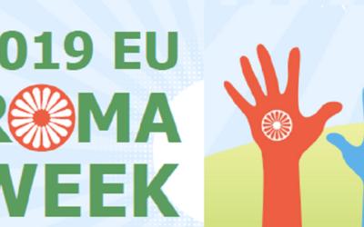 EURoma participa en la cuarta edición de la Roma Week organizada por el Parlamento Europeo