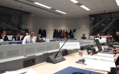 European Commission reviews with ESI Funds' partners group of experts negotiations on post-2020 ESI Funds