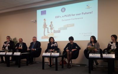 EURoma shares its views on post-2020 ESF+ at Romanian EU Presidency's High-level conference