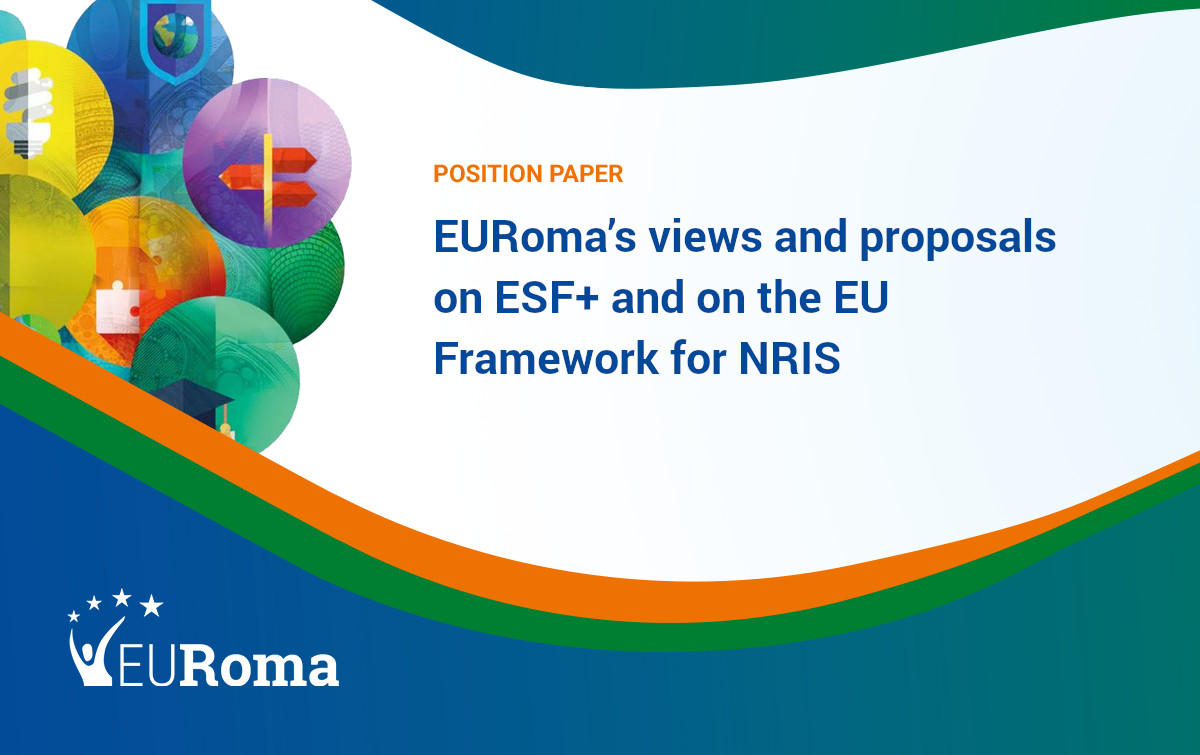portada slider_EURoma´s views on ESF + and EUFramework for NRIS
