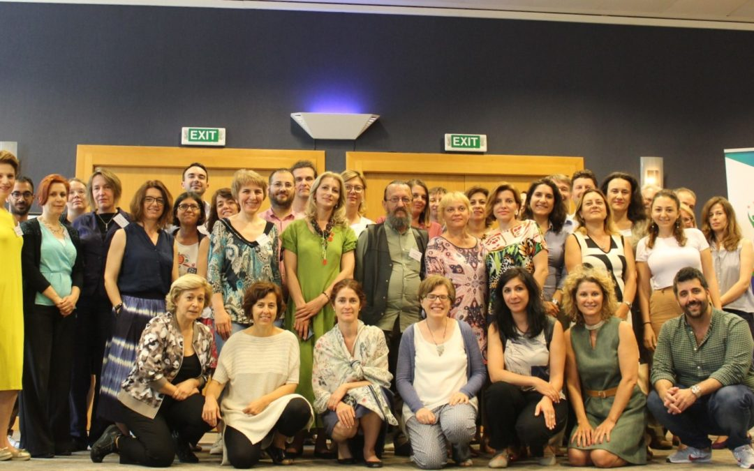 EURoma meets in Athens to advance on the effective implementation of ESI Funds for Roma inclusion