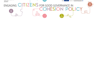 "High-level Conference ""Engaging citizens for good governance in Cohesion Policy"""