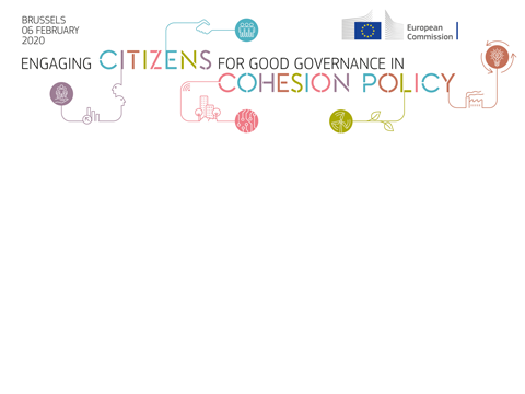 "Upcoming High-level Conference ""Engaging citizens for good governance in Cohesion Policy"""