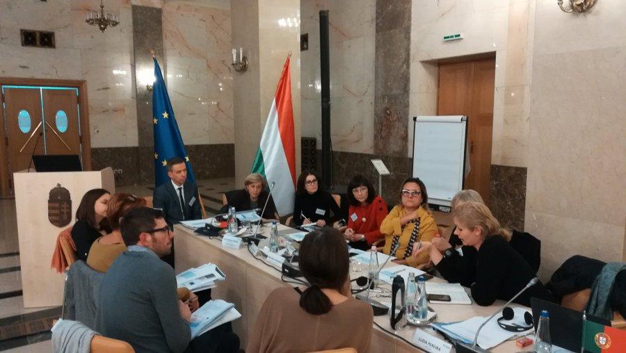 EURoma celebra su última reunión del Comité de Dirección en Budapest, con los socios húngaros como anfitriones