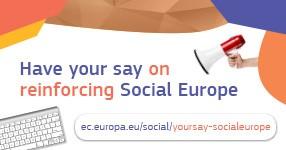 EC consultation on Social Europe