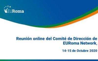 EURoma Network celebra su próximo Comité de Dirección online los días 14-15 de octubre