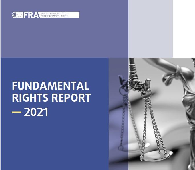 Informe de la FRA sobre Derechos Fundamentales en Europa 2021